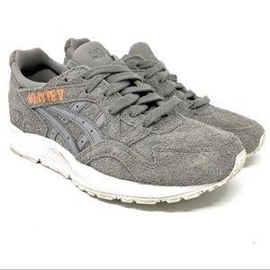 ASICS GEL-Lyte V Shoes Grey/Orange/Glitter RARE!